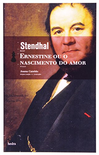 Ernestine ou o nascimento do amor, livro de Stendhal