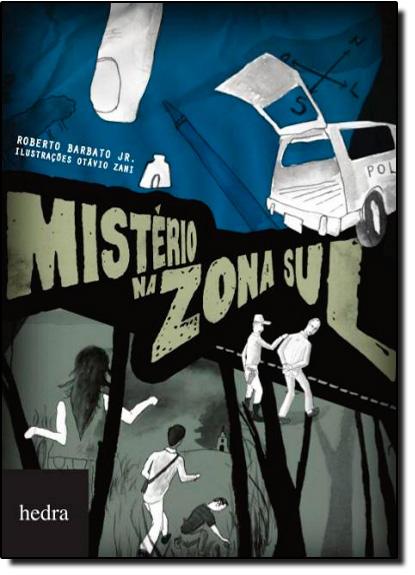 Mistério na Zona Sul, livro de Roberto Barbato