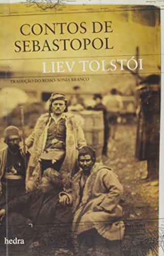 Contos de Sebastopol, livro de Liev Tolstói