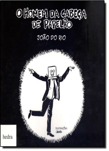 Homem da Cabeça de Papelão, O, livro de João do Rio