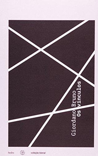 Os vínculos, livro de Giordano Bruno
