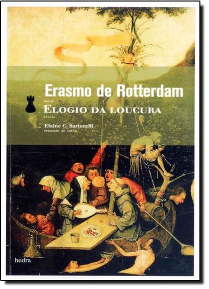 Elogio da Loucura, livro de Erasmo de Rotterdam