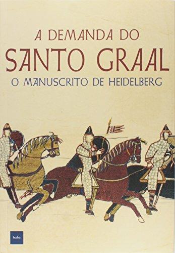 A demanda do Santo Graal, livro de Anônimo medieval
