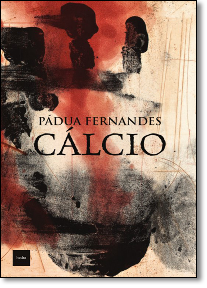 Cálcio, livro de Pádua Fernandes