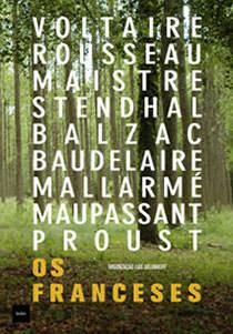 Os franceses, livro de Luis Dolhnikoff (Org.)