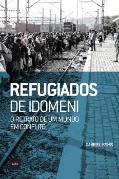 Refugiados de Idomeni, livro de Gabriel Bonis