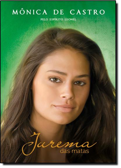 Jurema das Matas, livro de Mônica de Castro