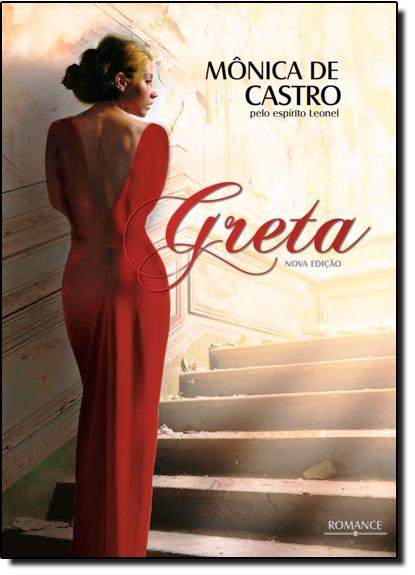 Greta, livro de Mônica de Castro
