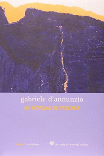 Novelas de Pescara, As, livro de Gabriele De Annunzio