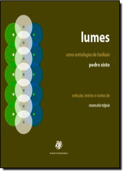 Lumes, livro de Pedro Xisto