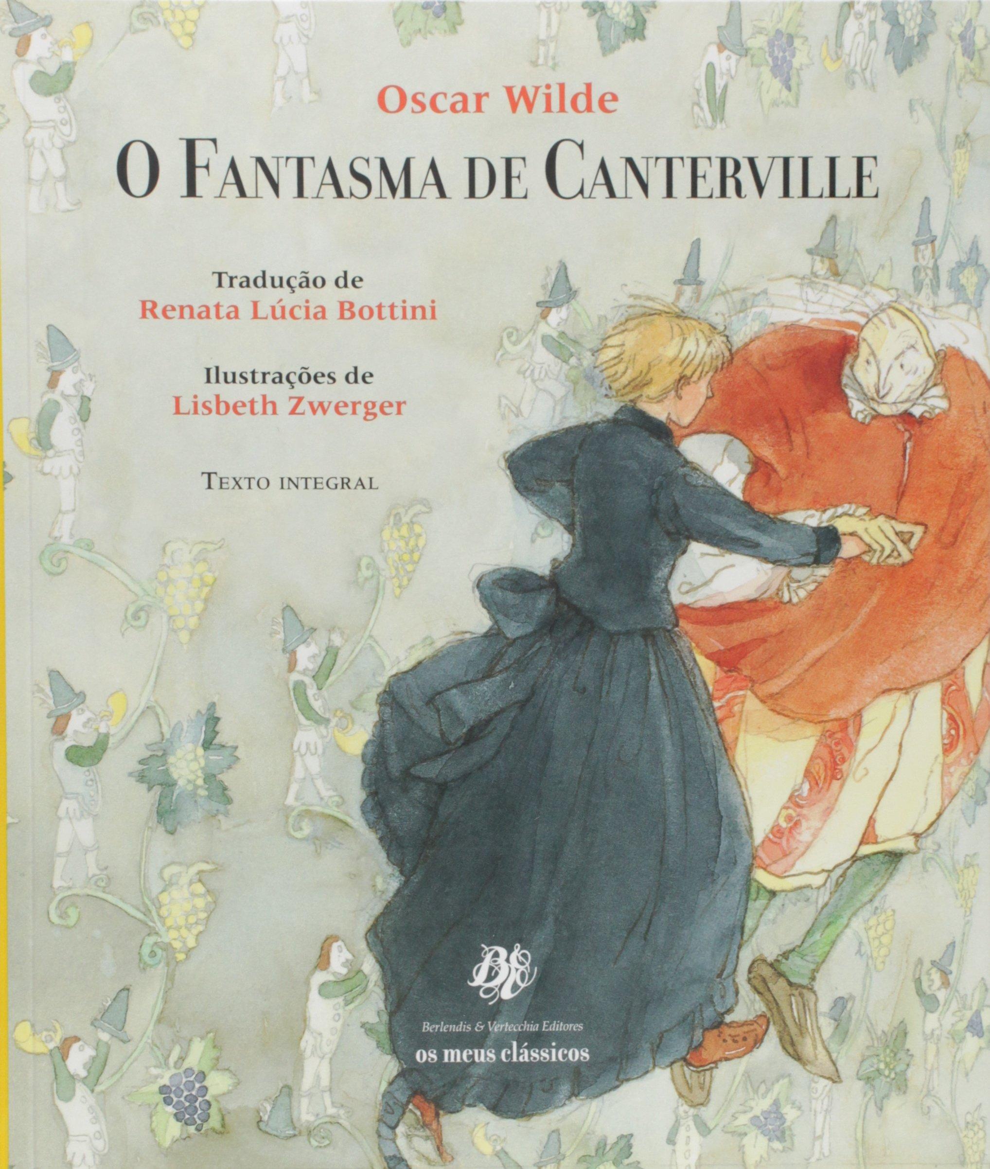 Fantasma de Canterville, O, livro de Oscar Wilde