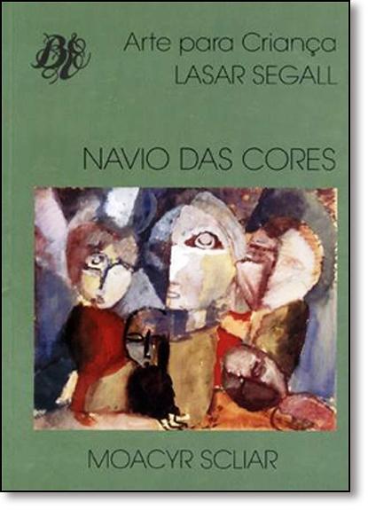 Navio das Cores, livro de Moacyr Scliar