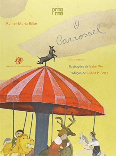 Carrossel. O, livro de Rainer Maria Rilke