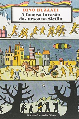 Famosa Invasão dos Ursos na Sicilia, A, livro de Dino Buzzati