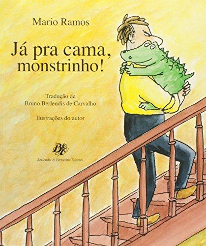 Já Pra Cama Monstrinho, livro de Mario Ramos