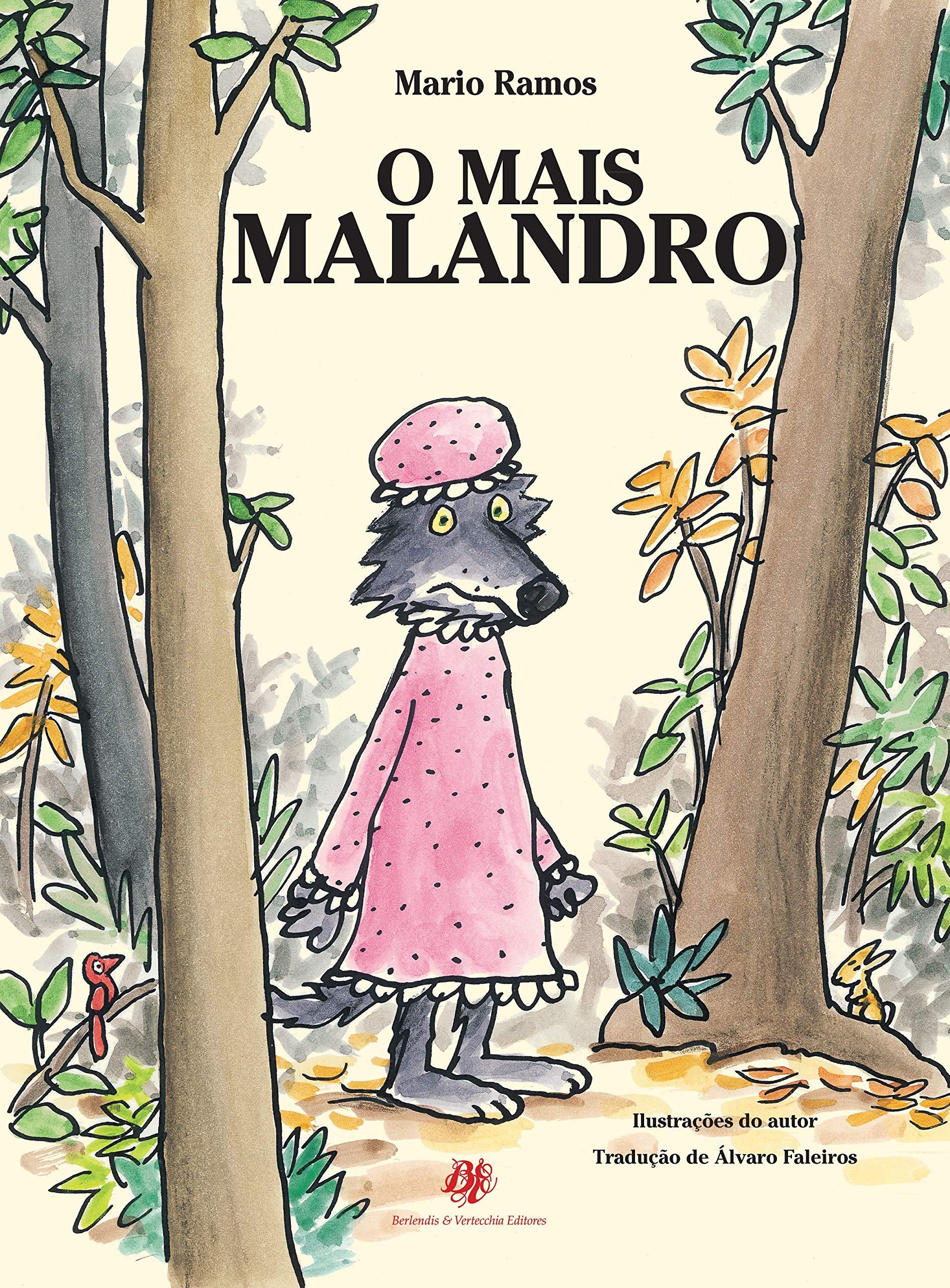 Mais Malandro, O, livro de Mario Ramos
