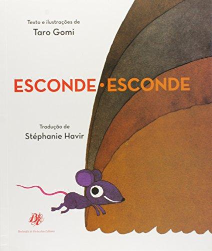 Esconde-esconde, livro de Taro Gomi