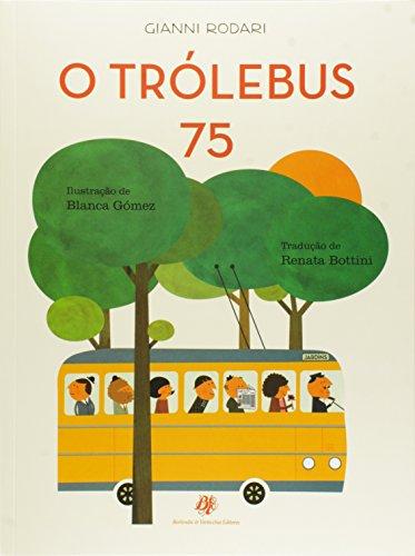 Trólebus 75, O, livro de Gianni Rodari