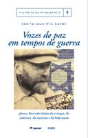 capa do livros Vozes de paz em tempos de guerra
