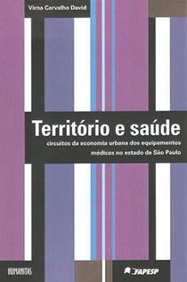 Território e saúde, livro de Virna Carvalho David