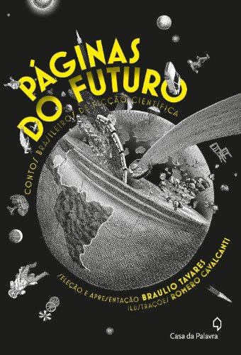 PAGINAS DO FUTURO, livro de BRAULIO TAVARES