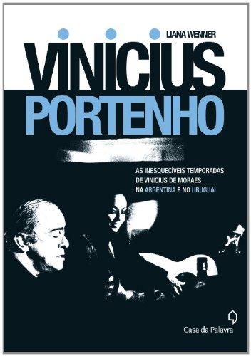 VINICIUS PORTENHO, livro de LIANA WENNER