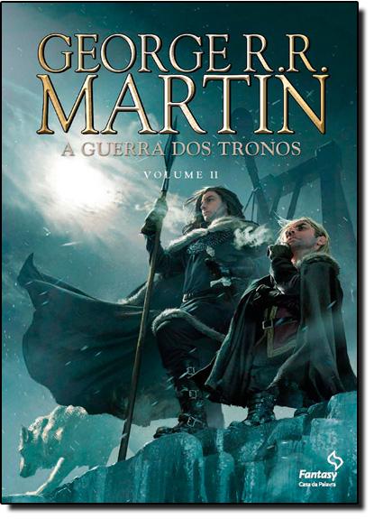 Guerra dos Tronos, A - Vol.2 - História em Quadrinhos, livro de George R. R. Martin