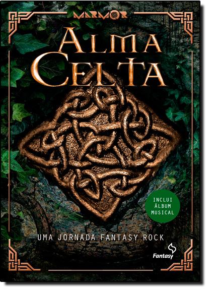 Alma Celta, livro de Wagner Nhoncance