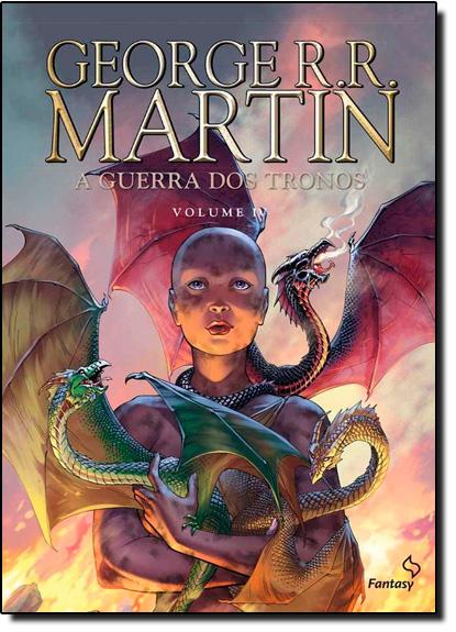 Guerra dos Tronos, A - Vol.4 - História em Quadrinhos, livro de George R. R. Martin