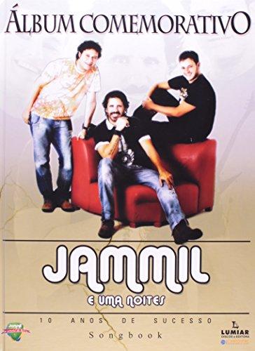SONGBOOK JAMMIL E UMA NOITES, livro de Jammil e Uma Noites