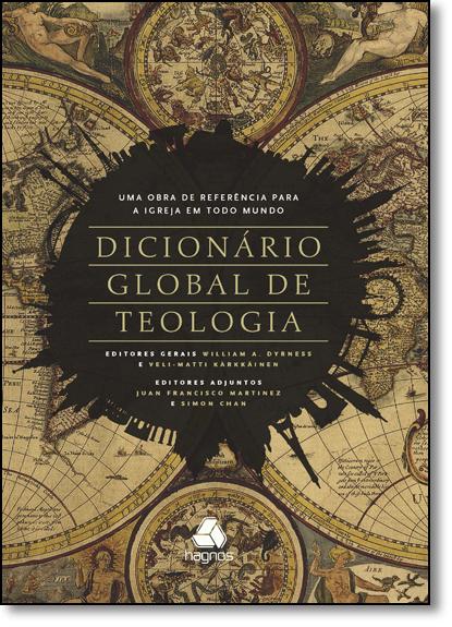 Dicionario Global de Teologia, livro de William Dyrness