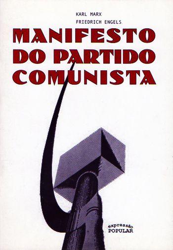 Manifesto do Partido Comunista, livro de Friedrich Engels e Karl Marx