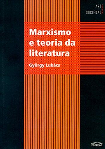 Marxismo e teoria da literatura, livro de György Lukács