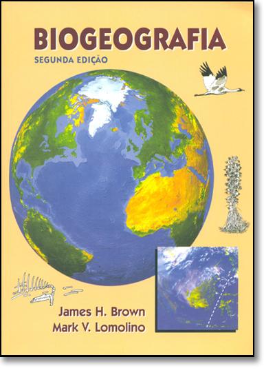 Biogeografia, livro de Jame H. Brown