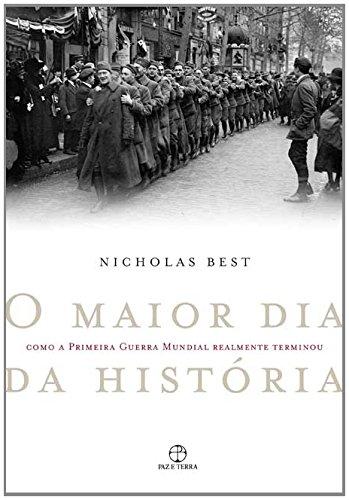 O maior dia da história , livro de Nicholas Best