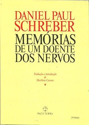 Memórias de um doente dos nervos, livro de Daniel Paul Schreber
