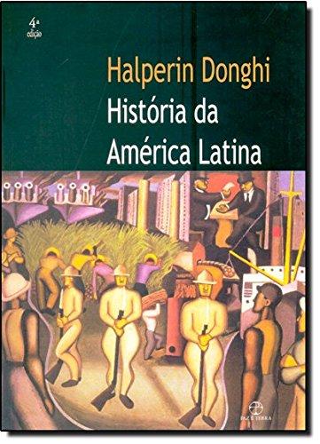 História da América Latina, livro de Halperin Donghi