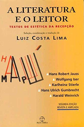 literatura e o leitor, A, livro de Hans Robert Jauss