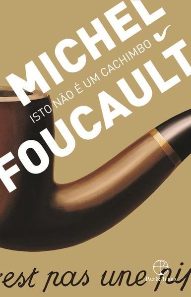 Isto Não É Um Cachimbo, livro de Michel Foucault