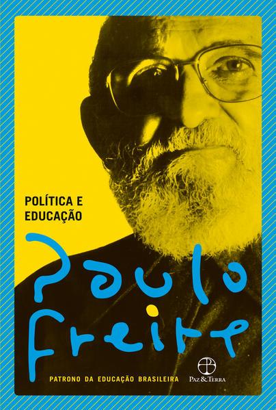 Política e educação, livro de Paulo Freire