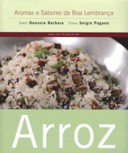 Arroz, livro de Vários Autores