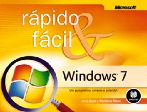 Windows 7 - Rápido e Fácil, livro de Jerry Joyce | Marianne Moon