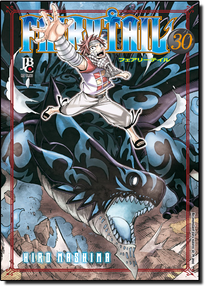 Fairy Tail - Vol.30, livro de Hiro Mashima