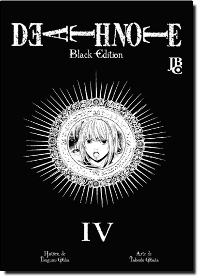 Death Note: Black Edition - Vol.4, livro de Tsugumi Ohba