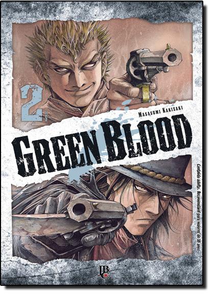 Green Blood - Vol.2, livro de Masasumi Kakizaki