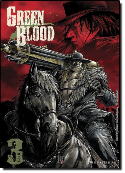 Green Blood - Vol.3, livro de Masasumi Kakizaki