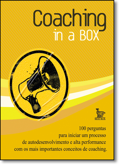 Coaching in a Box, livro de Flávia Lippi