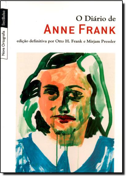 Diário de Anne Frank, O - Edição de Bolso, livro de Anne Frank