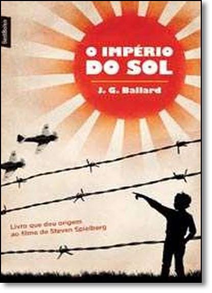 Imperio do Sol, O, livro de J. G. Ballard