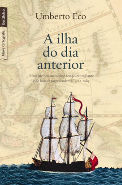 Ilha do Dia Anterior, livro de Umberto Eco